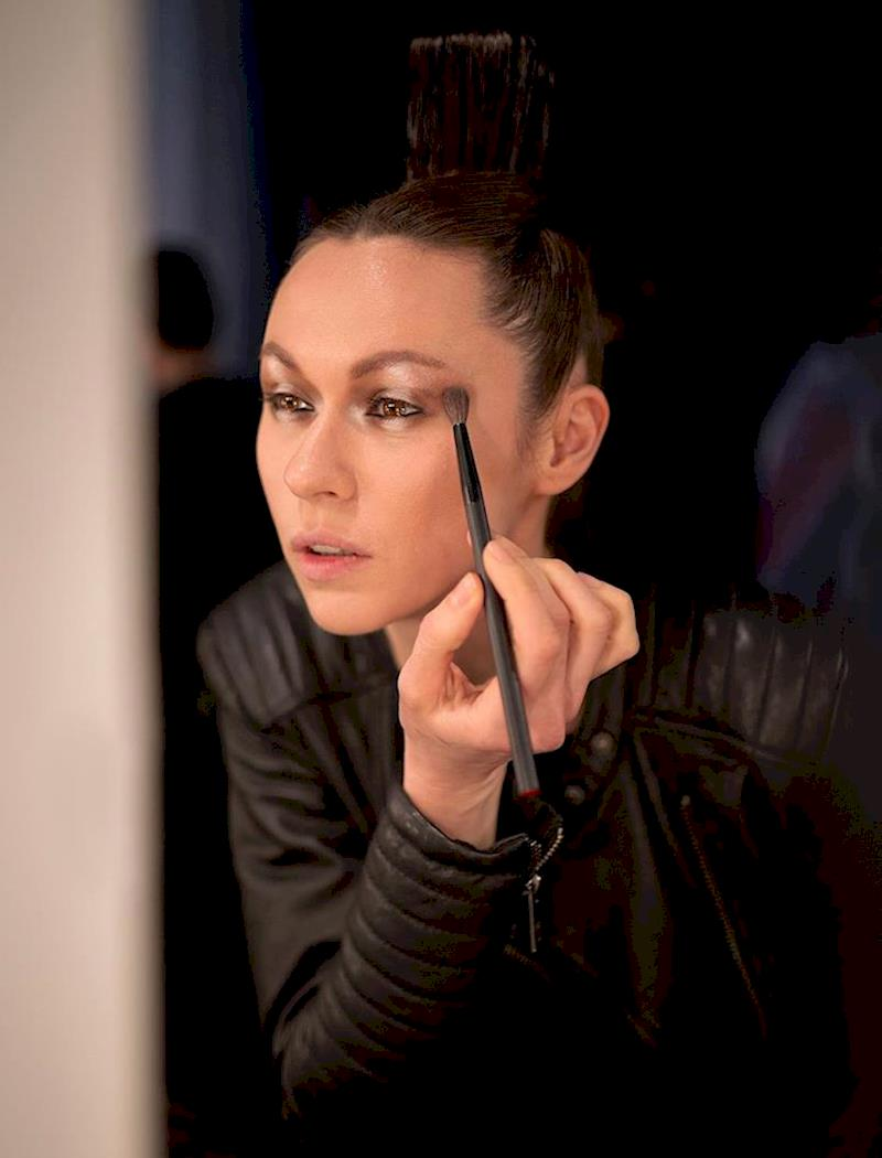 MB İstanbul Fashion Week Backstage